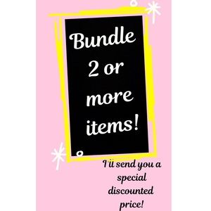 Bundles and Offers Welcome! 🌺